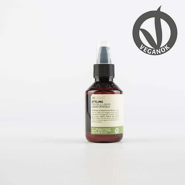 Жидкие кристалы-термозащита волос 100 ml