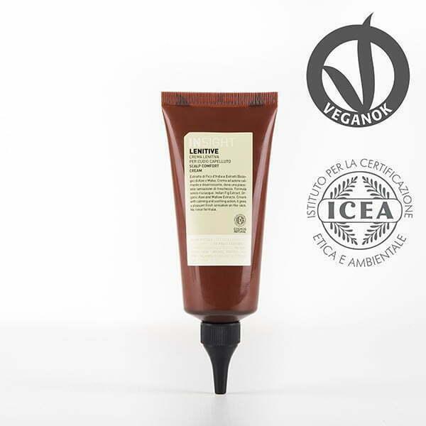 Смягчающий крем без смывания для кожи головы 100 ml