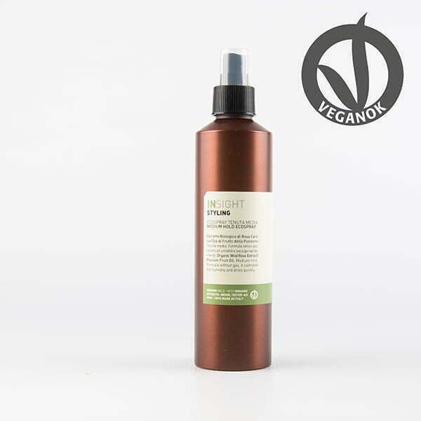 Эколак средней фиксации с хлопковым маслом 250 ml